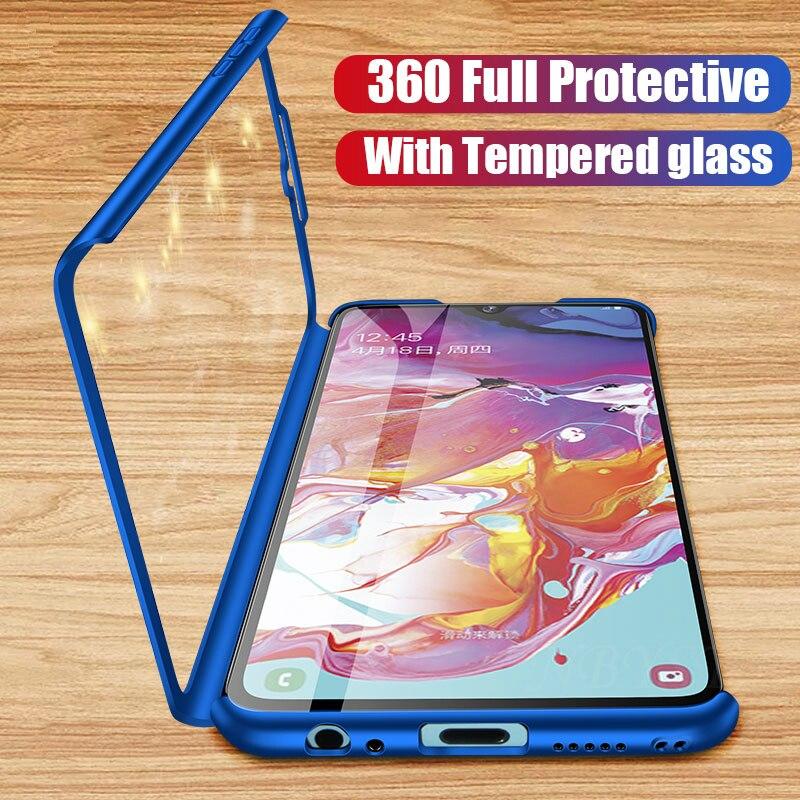 360 funda protectora de teléfono completa para Huawei Honor 20 Pro 9 8 8C 8A 8S V20 V10 V9 jugar para Honor 20i 10i 9 Lite 10 8x Max caso