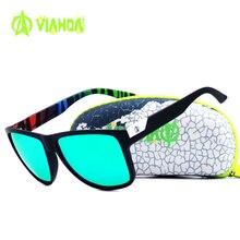 Viahda NEW Brand Design Men Classic Sunglasses Driving Fishing Luxury Sun Glasses for Men Gafas