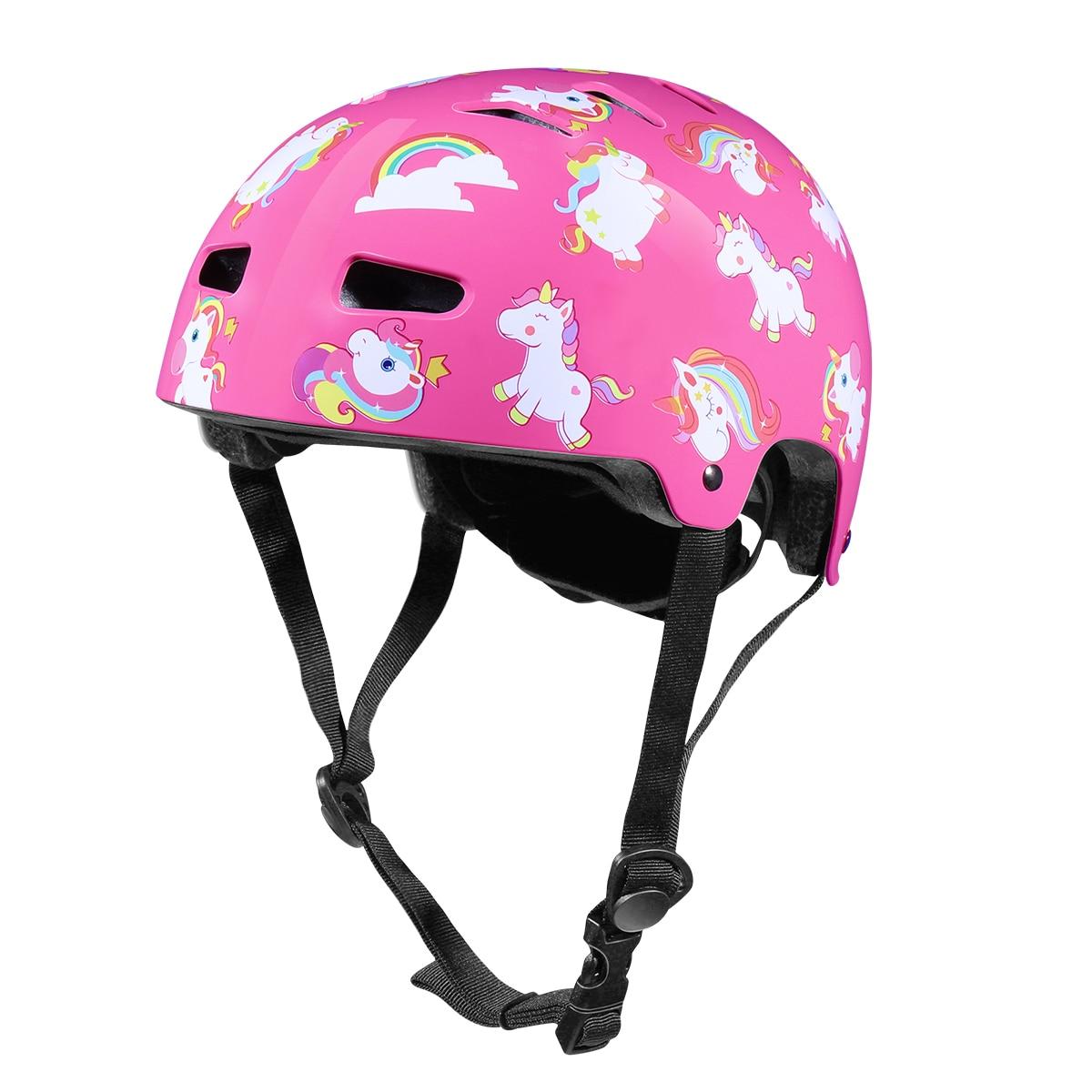 Protector de casco de bicicleta infantil con Protección deportiva pomo de palanca de cambios para ciclismo Scooter de patinaje accesorios de bicicleta
