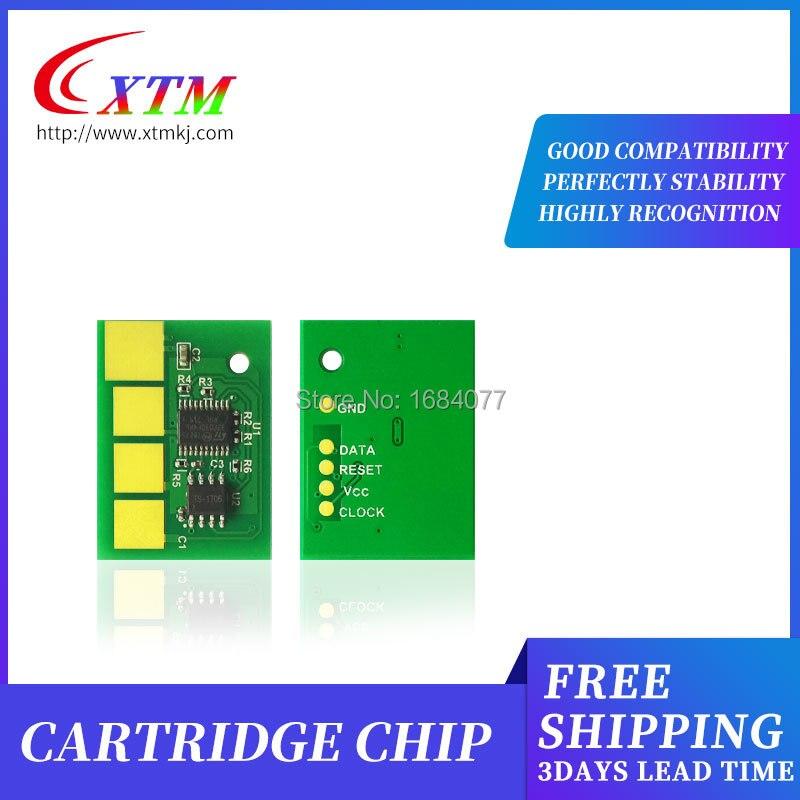 Toner chip para Lexmark T650 T652 652DTN 652N T654 654DTN T656 X651 X652 X654 X656 656DTE X658 658DME 658DTFE 658D chip de impresora