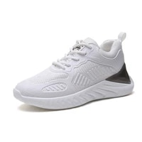vulcanize female fashion sneakers lace up soft high leisure footwears breathable mesh women casual shoes sneakers for women