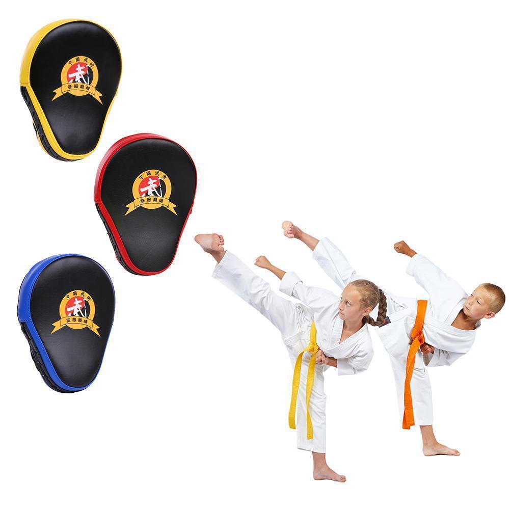 Suotf mma luvas de boxe almofadas tigre muay thai kick boxing pads mão sanda boxer espuma luvas mma alvo pu formação luta x6p2