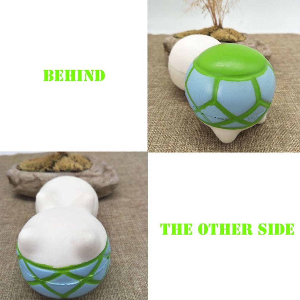 Creative Turtle Soft Squeeze Slow Rising Stress Relief Kids Adult Toy Phone Straps Pendant Funny Gifts enlarge