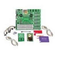 MIKROE-2651 tableros y Kits de desarrollo-PIC/DSPIC mikroLAB para mikromedia-dsPIC33