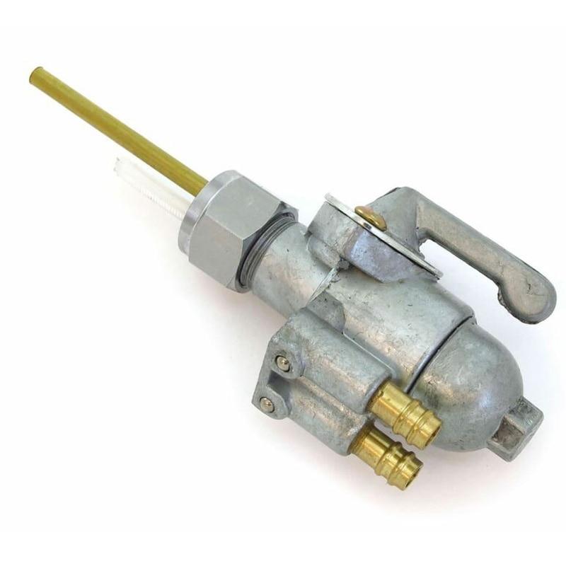 1x válvula de combustible accesorios para Honda CL175 CB350 CL350 SL350 CB360 CL360 repuestos