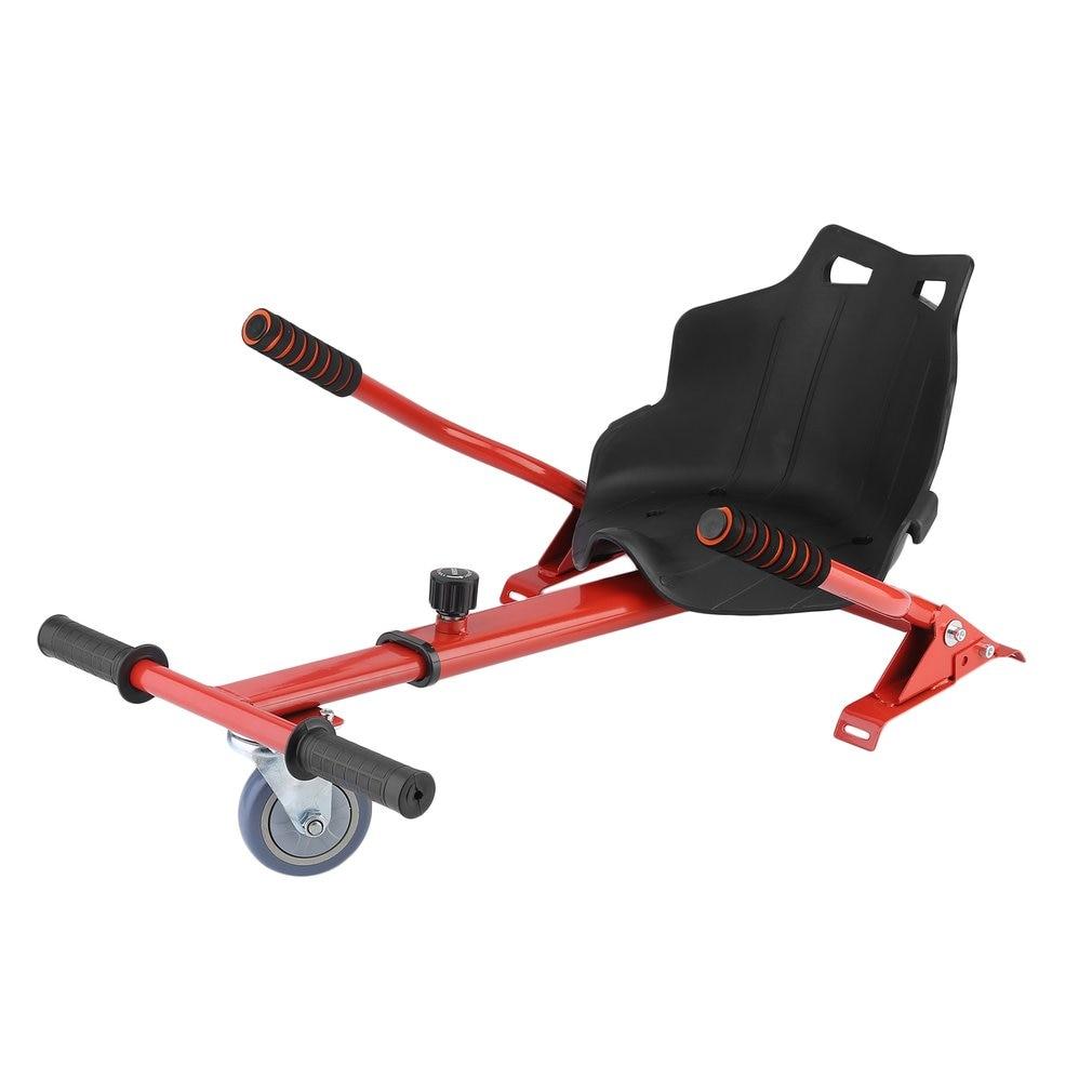 Adulte enfants Karting support pour auto équilibrage Scooters électriques 6.5/8/10 pouces chariot siège choc absorber accessoire Hoverboard
