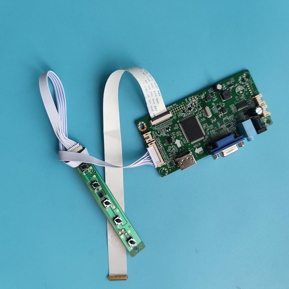 ل B156HAN06.3 HWNA شاشة عرض 30Pin 1920X1080 سائق لتقوم بها بنفسك رصد عدة VGA تحكم مجلس LCD EDP 15.6