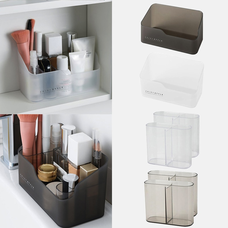 Skin Care Products Storage Box Multi-functional Make Up Cosmetics Organizer Storage Box for Cosmetic