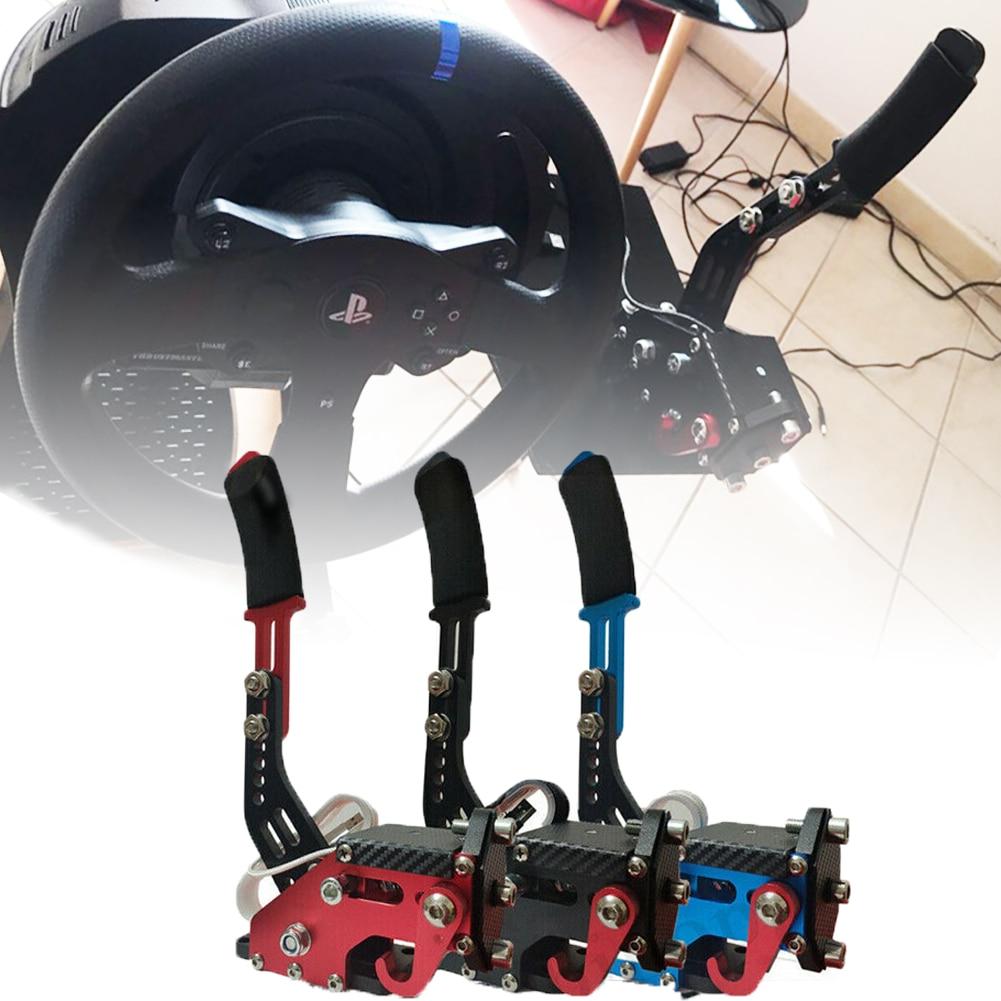 New 14 Bit PC Racing drift Sensor USB Handbrake System Simulate Linear Handbrake For Racing Games For Logitech G27/29