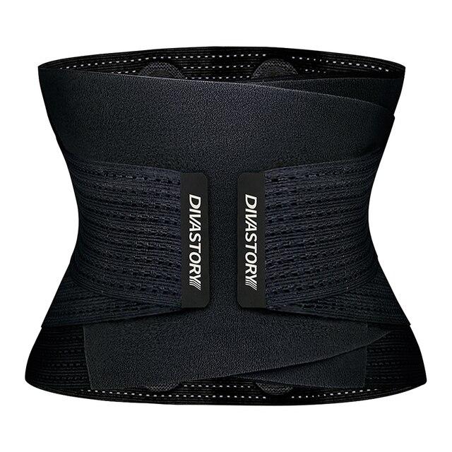 Неопреновый тренировочный пояс для талии Burvogue, фитнес-пояс, термоформирующий корсет, корсет для талии, Обтягивающий корсет для тренировок|Женская одежда|| | АлиЭкспресс