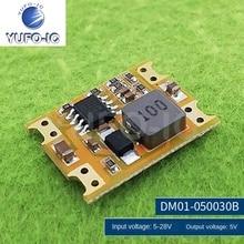 Free Ship 1PCS DC-DC Step-down Module Mp1584en Power Module Outputs 5v3a Voltage Stabilizing Module 5v-36v