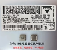 10 new original 100 quality ihlp3232dzerr68m11 0 68uh 8x8x4mm integrated high current inductors