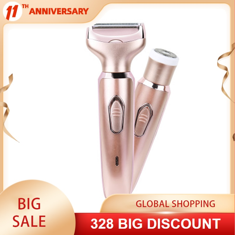 Costway Trimmer for Intimate Areas The Groin Places Trimming Man Women's Shaving Machine Pubic Hair Clipper Trimer Intimate Part enlarge