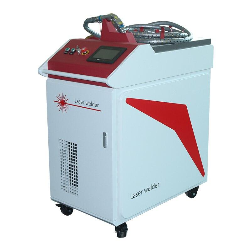 industrial metal steel laser solder machine price