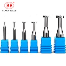 BB Carbide T Slot frez narzędzie CNC 3mm 4mm 6mm 8mm 10mm 12mm
