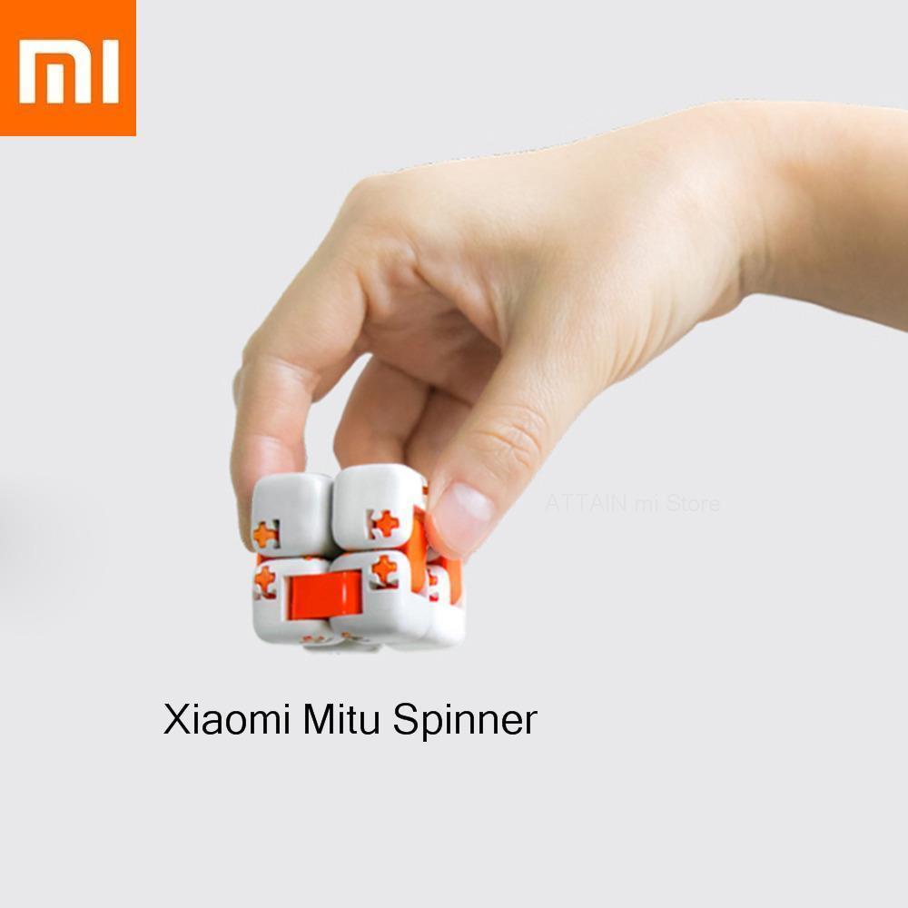 2019 Оригинал xiaomi mitu Spinner пальчиковые Кубики Игрушки для интеллекта умные пальчиковые игрушки для детей портативный для xiomi умный дом подарок