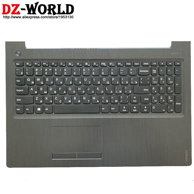 NUEVA cubierta superior con reposamanos con teclado ruso Touchpad para Lenovo Ideapad 510-15ISK IKB 310-15ABR IAP ISK Laptop 5CB0L81552
