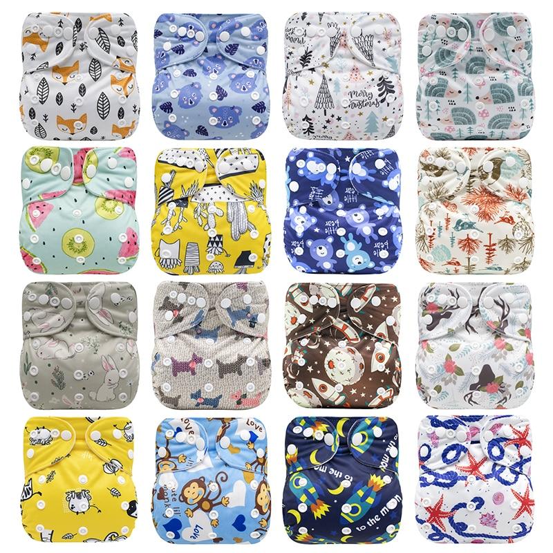 Bebê lavável reutilizável pano real bolso fralda capa de fralda envoltório ternos nascimento para potty um tamanho fralda bebe bebes toalete treinamento
