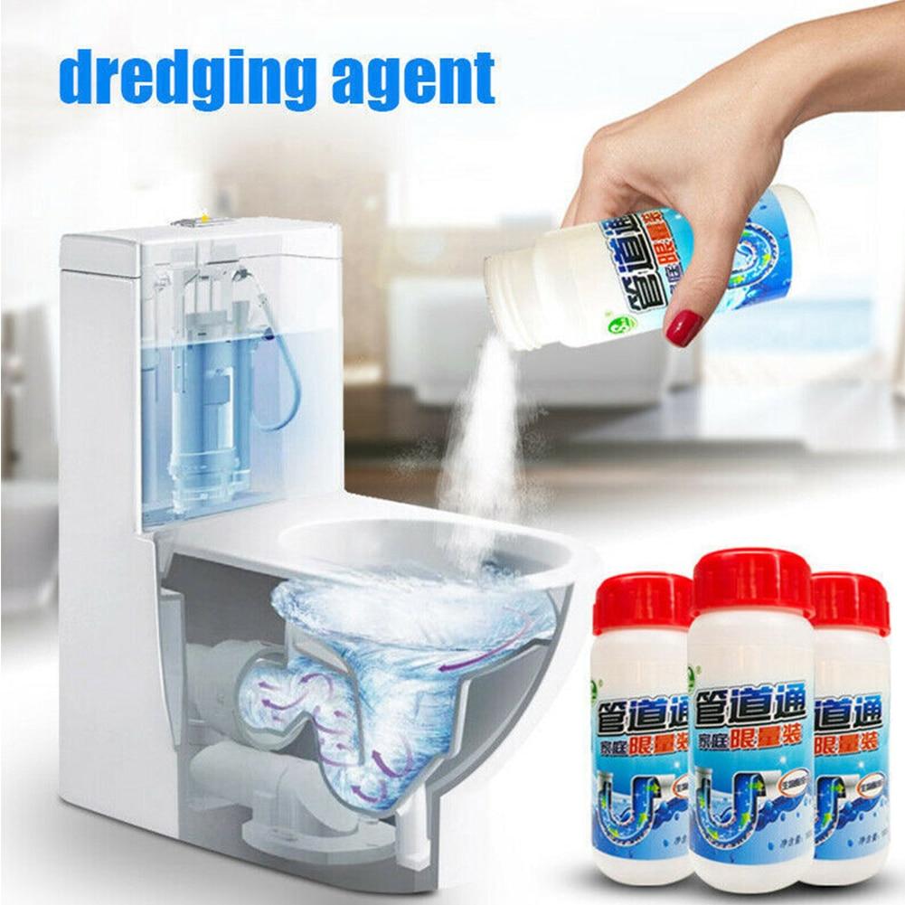 Multi propósito solvente profesional práctico suelo de espuma rápida hogar no corrosivo fregadero lavado de inodoro dragado de tubería limpiador