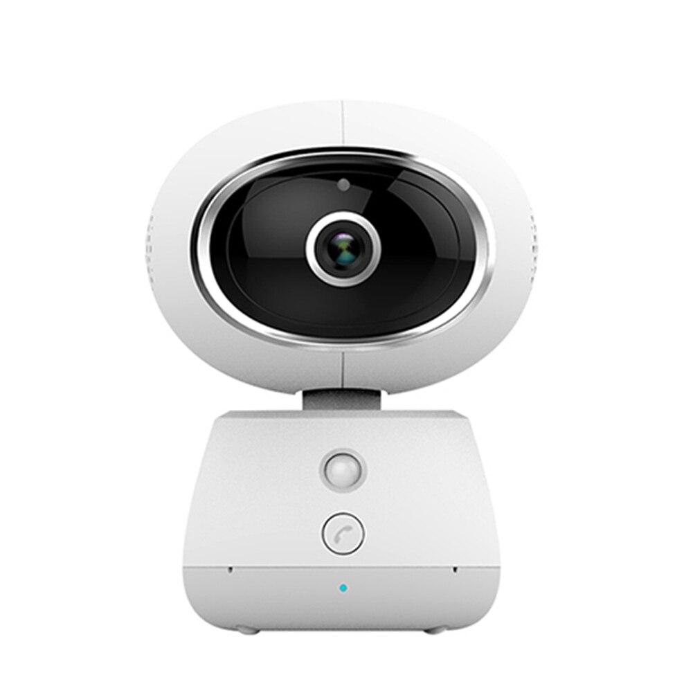 1080P mascota bebé Sensor de movimiento montaje en pared llamada de un botón HD escritorio multifunción Monitor Cámara WiFi IP seguridad de vigilancia
