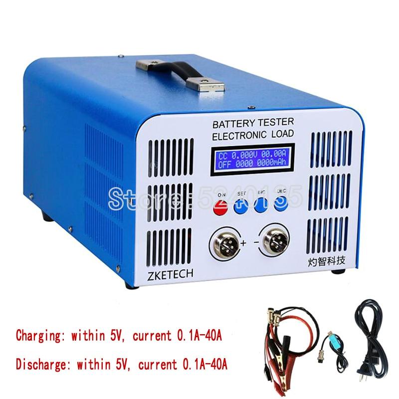 EBC-A40L عالية الحالي بطارية ليثيوم الحديد ليثيوم الثلاثي الطاقة بطارية اختبار القدرات تهمة و التفريغ 40A 110V/220V