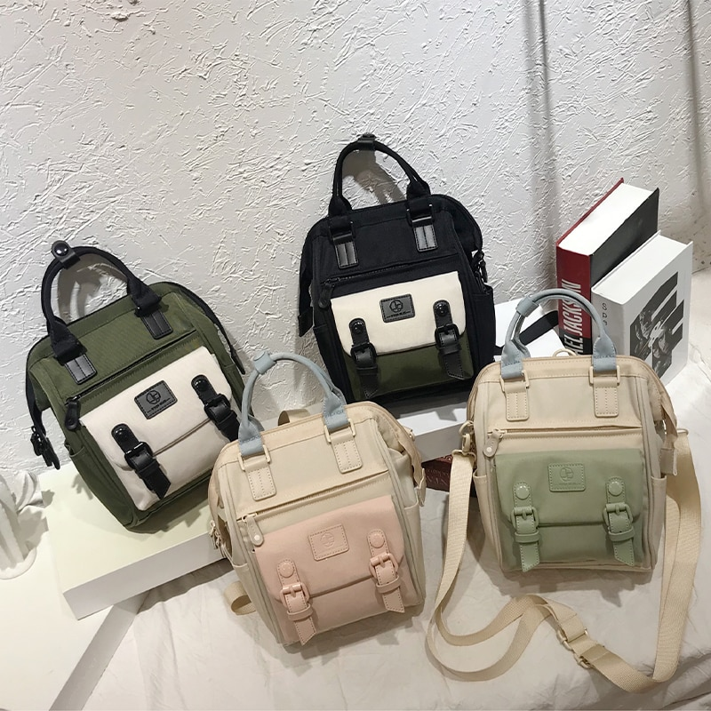 Fashion Designer Women Girl Messenger Bag Hand Shoulder Bag Cross Body Shopping Daily Pack Tote Scho