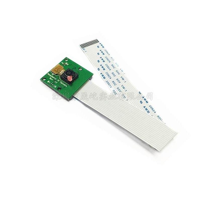 Raspberry Pi CSI interfaz Cámara 5 millones de píxeles 15cm cable flexible...