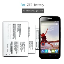 For ZTE Blade QLux Q Lux A430 Mobile Phone Battery Li3822T43P3h675053 For ZTE Blade QLux Q Lux A430