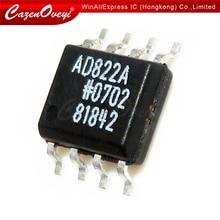 10 pcs/lot AD822ARZ AD822AR AD822 SOP-8 En Stock