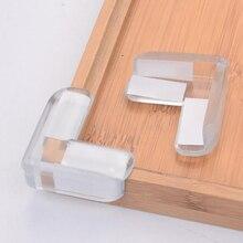 8 pièces/lot enfants bébé sécurité protecteur couverture meubles Table coin gardes enfants Protection Anti-collision bord coin gardes