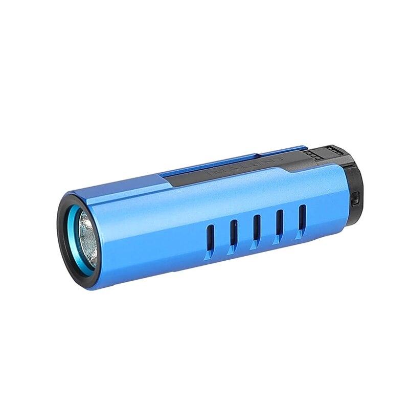 IMALENT LD70 4000 lúmenes XHP70 Gen.2 Serie D, linterna LED para acampada, linterna, focos de lámpara de emergencia