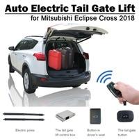 Smart Auto Electric Tail Gate Lift for Mitsubishi Eclipse Cross 2018 Soft Close Remote Control Drive Seat Button Control