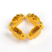 5pcs xt60e m for rc models multicopter fixed board diy spare part remote control toy parts