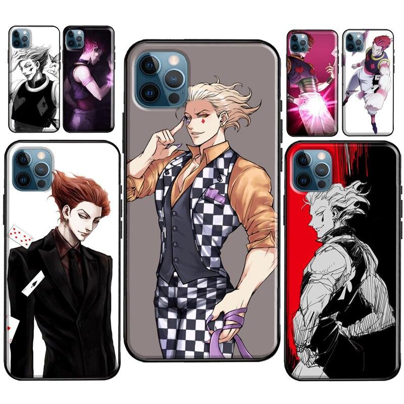 ¡Hisoka Hunter X Hunter Manga para iPhone 12 mini Pro Max caso...