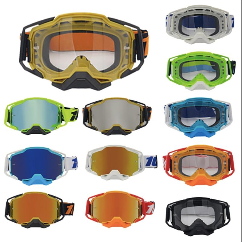Очки для горного велосипеда, мужские очки, солнцезащитные очки, очки, мотоциклетные очки, очки для езды по пересеченной местности, велосипед...
