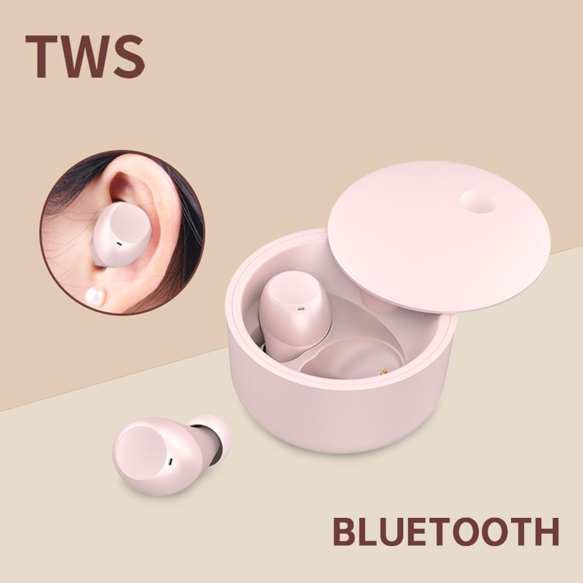 The new private model C10 in-ear wireless Bluetooth headset TWS Touch 5.0 sports waterproof and sweat-proof vacuum coating enlarge
