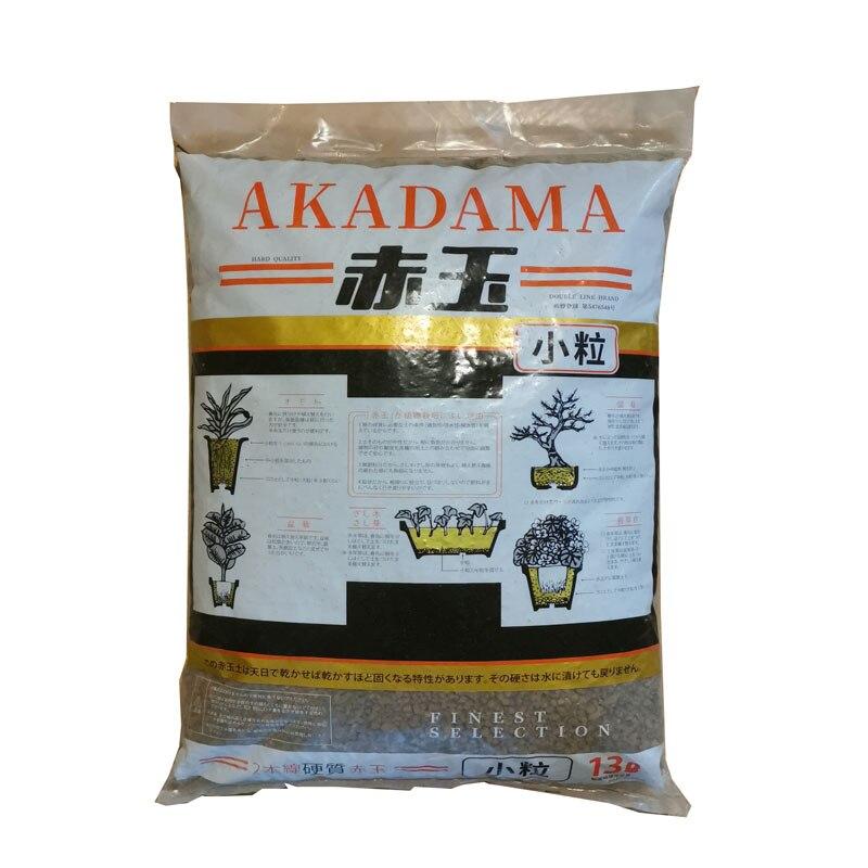 Arcilla Akadama 3-6mm tierra dura nutriente 1000g