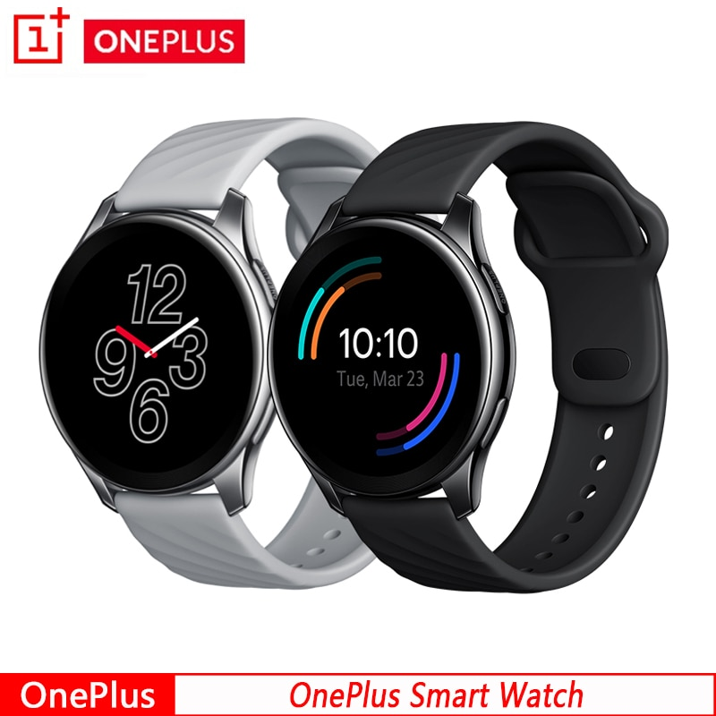 New Original OnePlus Watch 4GB Smart Watch 1.39'' AMOLED BT5.0 IP68 GPS For OnePlus 9 9Pro(Only Support Above Android 6.0 Phone)