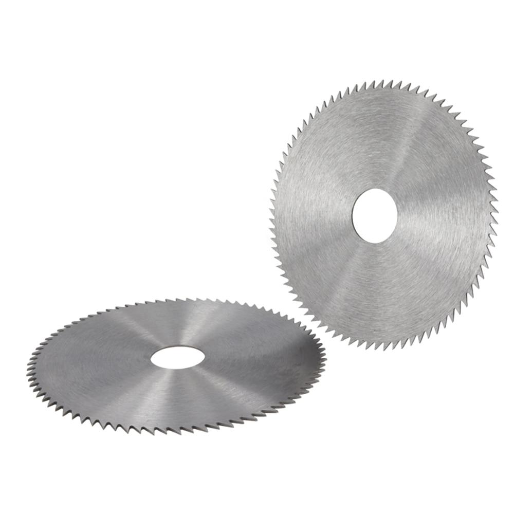 1pc 100/110/125/150 / 180mm 60/75/80 teeth manganese steel circular saw blade electric tool accessories wood cutting disc