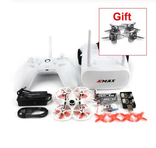 Emax Tinyhawk-II BNF/RTF Kit/LED Strip FPV Racing Drone F4 5A 16000KV RunCam Nano2 700TVL 37CH 25/100/200mW VTX 1S-2S with Gift