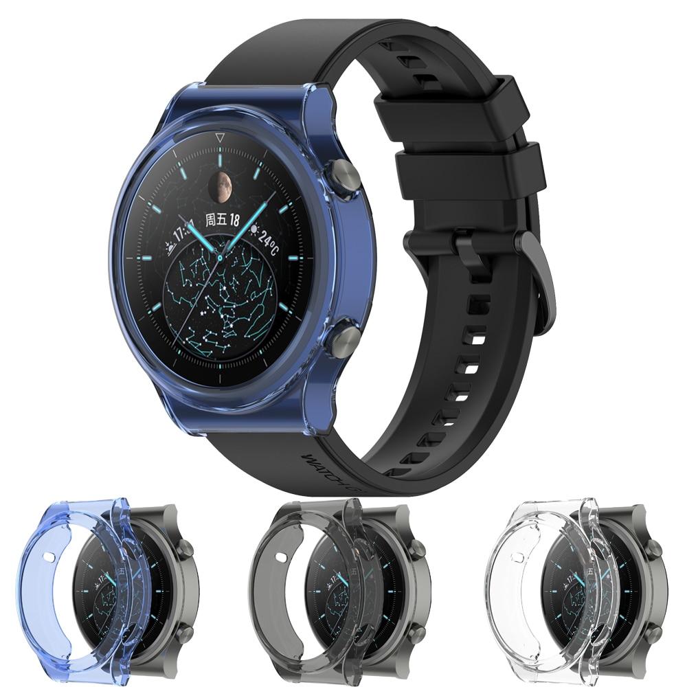 Funda protectora de pantalla de cristal para Huawei Watch GT 2Pro, funda...