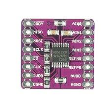 Cjmcu-1220 Ads1220 Adc I2C Niedrigen Power 24 Bit A/D Konverter