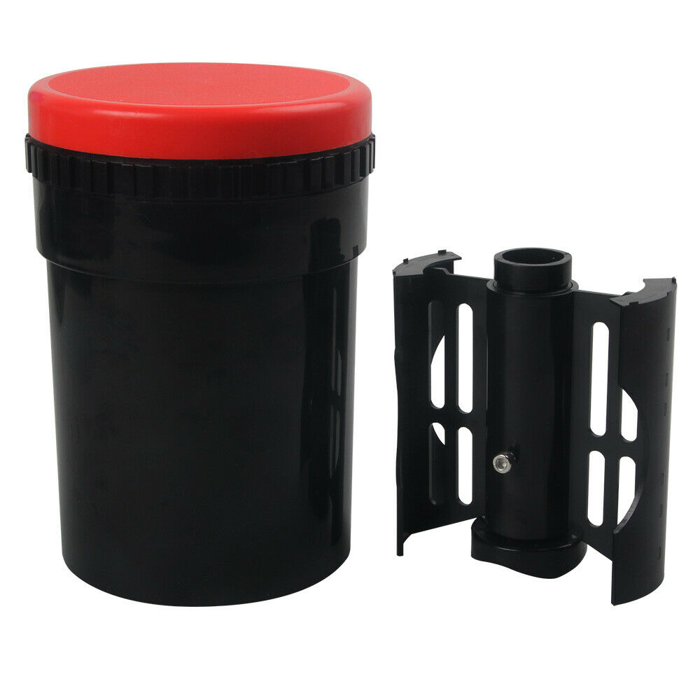 Darkroom Compact Developing Tank With 4x5 Reel Processing Color B/W Film with  spiral reels
