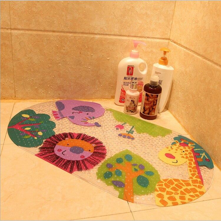 Bathroom Non-Slip Mat PVC Non-Slip Mat Anti-Silp Mat of Bathtub Bathroom Anti-Slip Mats Non-Slip Mat Bathroom enlarge