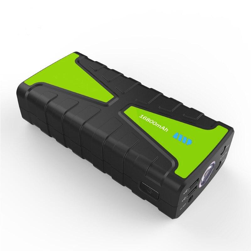 Cargador portátil profesional, adaptador lineal SOS, dispositivo Digital para portátil, 16800mAh, 800A