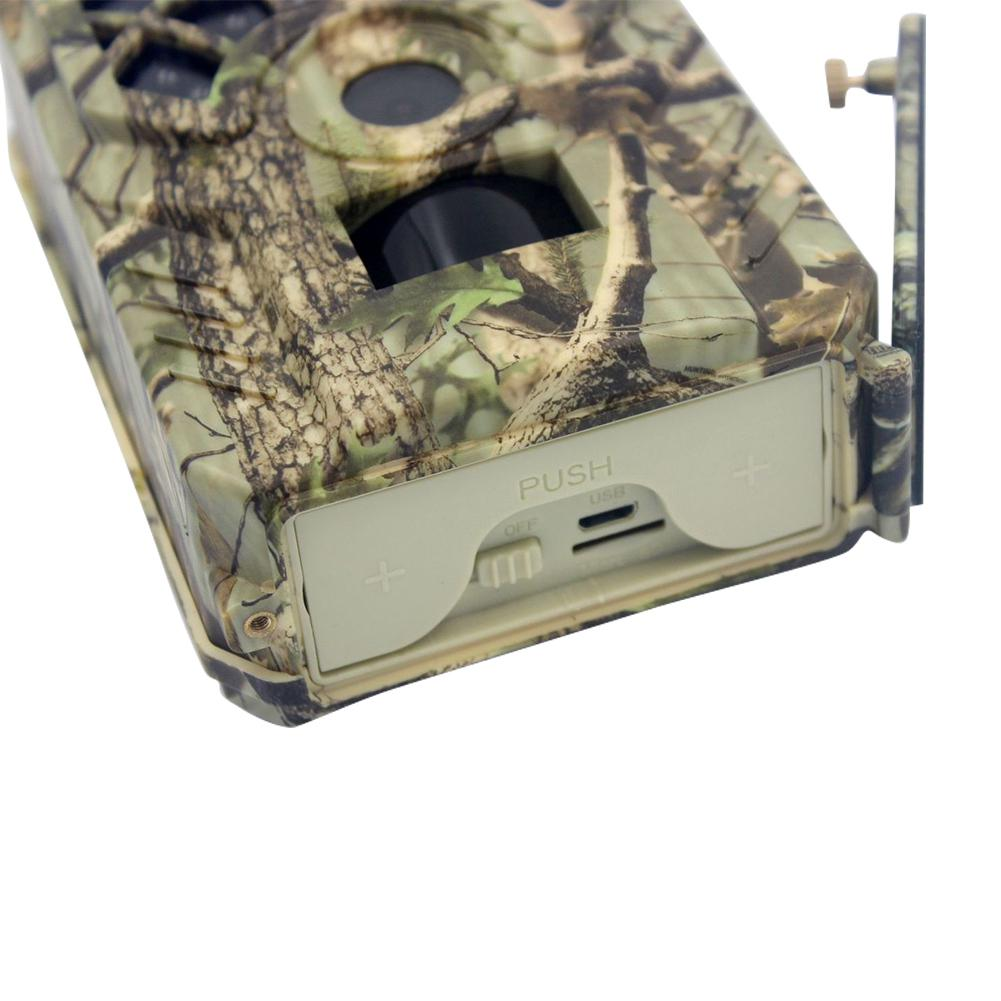 PR300A Hunting Camera 12MP 1080P 120 Degrees PIR Sensor Wide Angle Infrared Night Vision Wildlife Trail Thermal Imager Video Cam enlarge
