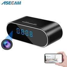 HD 1080P WiFi Tisch Uhr Mini Kamera IP P2P DVR Camcorder Alarm Set Nachtsicht Motion Sensor Remote Monitor micro Cam
