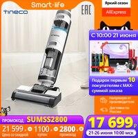 Tineco iFLOOR3 Беспроводной моющий пылесос для сухой и влажной моющей уборки 3 в 1 Легкая одностадийная очистка с LED дислеем    Промокод SUMSS2800