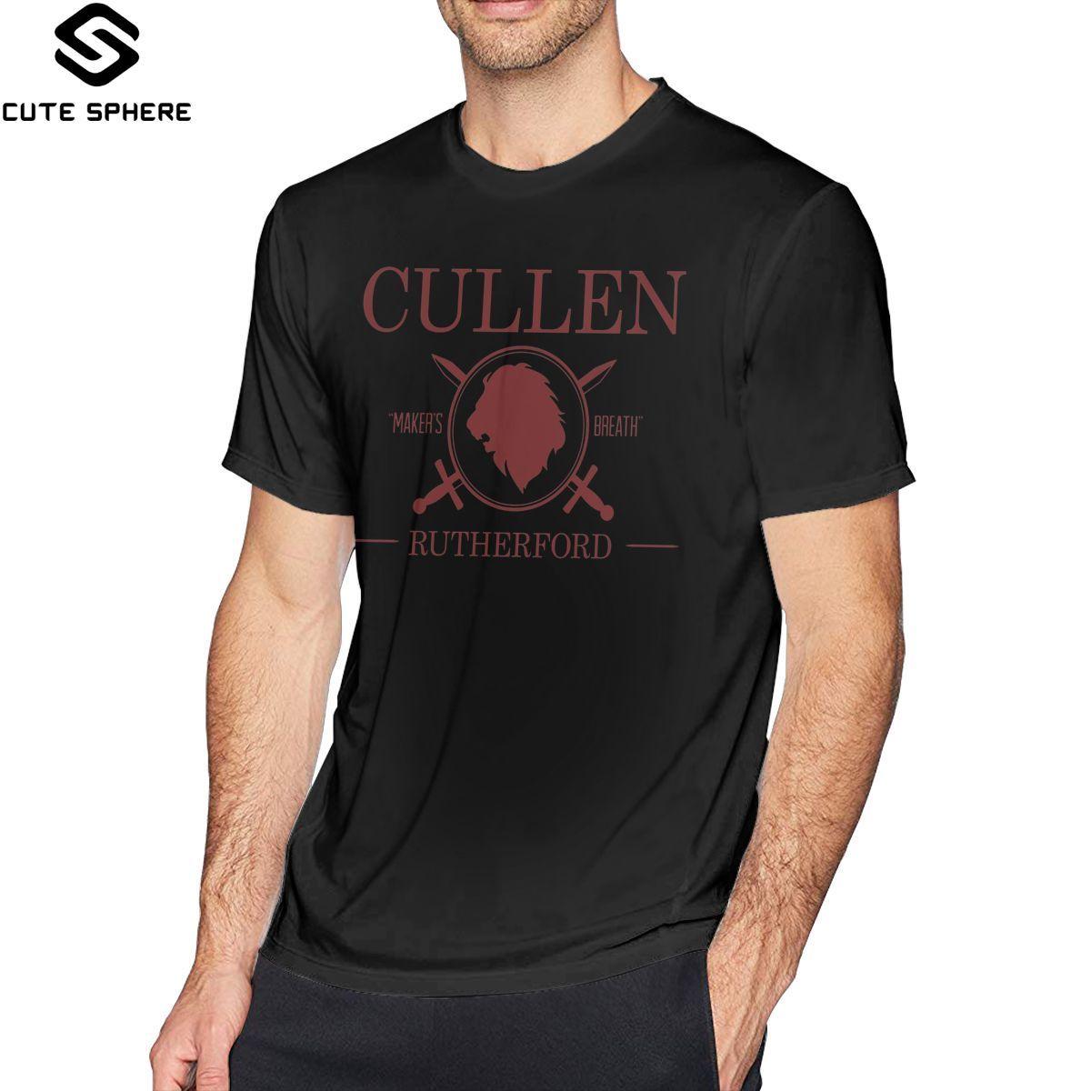 Dragon Age Inquisition T Shirt Dragon Age Cullen T-Shirt komik kısa kollu Tee gömlek baskılı rahat gömlek
