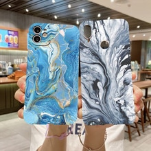 Gradient Painted Case For Oneplus 9 8 Pro 8T 7 6 6T One Plus 1+8 Fashion Soft Silicone Liquid Patter